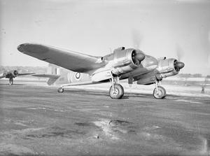 AIRCRAFT OF THE ROYAL AIR FORCE 1939-1945: BRISTOL BEAUFIGHTER.