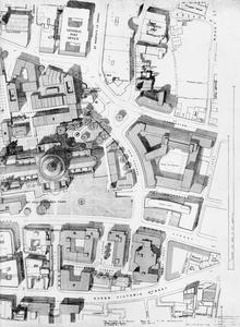 POST WAR PLANNING AND RECONSTRUCTION IN BRITAIN: ST PAUL'S CATHEDRAL PRECINCT