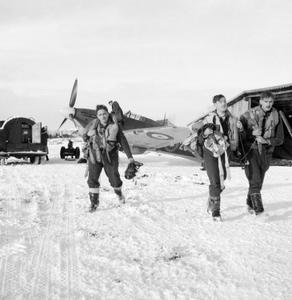 NO. 151 WING ROYAL AIR FORCE OPERATIONS IN RUSSIA, SEPTEMBER-NOVEMBER 1941.