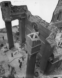 BOMB DAMAGE: 1944