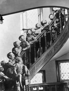 THE EVACUATION OF BRITISH CHILDREN TO CANADA DURING THE SECOND WORLD WAR