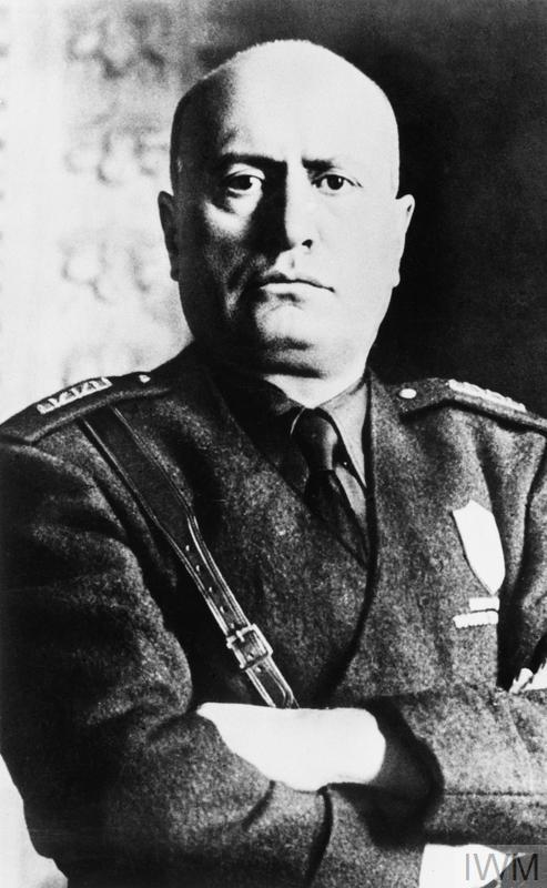 ITALIAN PERSONALITIES PRE 1939