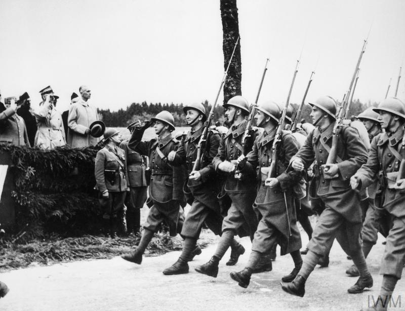 THE POLISH ARMY IN FRANCE, 1940