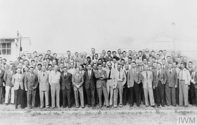 THE CAREER OF THE GERMAN ROCKET SCIENTIST, WERNHER VON BRAUN, c 1930 - 1946