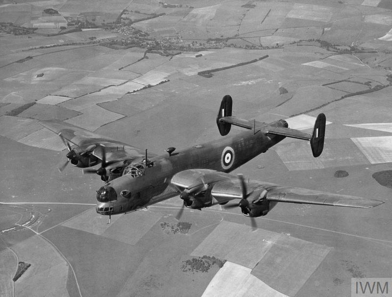 Halifax Bomber