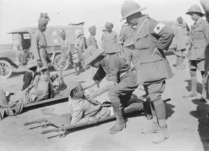 THE CAMPAIGN IN MESOPOTAMIA DURING THE FIRST WORLD WAR
