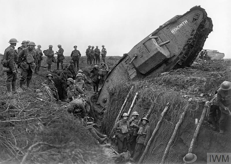the battle of cambrai 1917