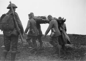 THE BATTLE OF CAMBRAI, NOVEMBER - DECEMBER 1917