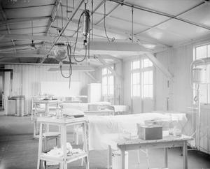 MEDICINE DURING THE FIRST WORLD WAR: CASUALTY CLEARING STATIONS