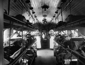 MEDICINE DURING THE FIRST WORLD WAR: MEDICAL TRANSPORT