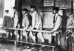 MEDICINE DURING THE FIRST WORLD WAR: REHABILITATION