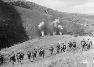 THE BULGARIAN ARMY IN THE MACEDONIAN CAMPAIGN, 1915-1918