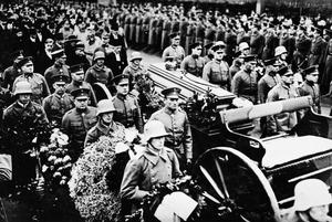 BARON MANFRED VON RICHTHOFEN, FIRST WORLD WAR AIR ACE