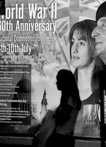 COMMEMORATION OF THE SECOND WORLD WAR & THE LONDON SUICIDE BOMBINGS, JULY 2005