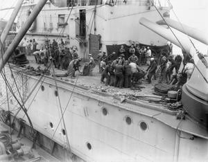 THE AUSTRALIAN NAVY DURING THE FIRST WORLD WAR