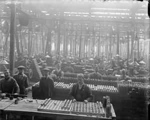 INDUSTRY DURING THE FIRST WORLD WAR: SHEFFIELD