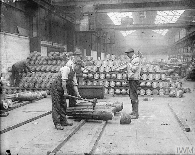 how industrialization powered the first world war 12 technological advancements of world war i by erik sass  but typically for the first world war, this didn't yield a decisive result: the germans were slow to follow up with infantry.
