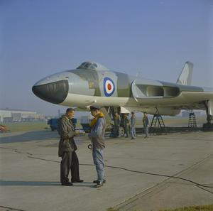 THE ROYAL AIR FORCE, 1950-1969