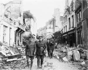 CANADIAN FORCES IN THE FIRST WORLD WAR