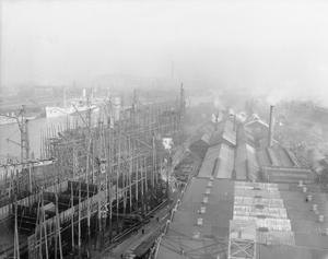 THE SHIPBUILDING INDUSTRY IN BRITAIN DURING THE FIRST WORLD WAR