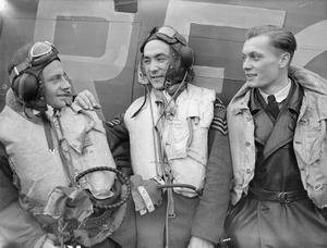 THE POLISH AIR FORCE IN THE BATTLE OF BRITAIN