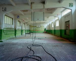Gymnasium II, Forst Zinna. 31.10.00.