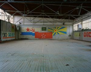 Gymnasium, Rangsdorf. 28.10.99.