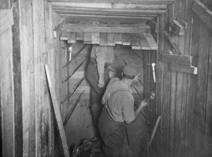 TUNNEL CONSTRUCTION ON THE WESTERN FRONT