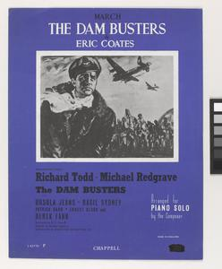 March: the Dam Busters : [music sheet]