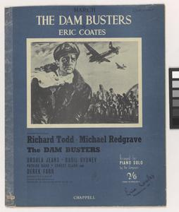 The Dam Busters : march