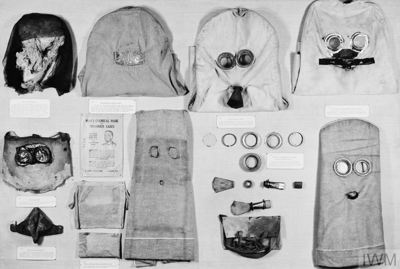 The development of the service gas mask during the First World War  Large_000000
