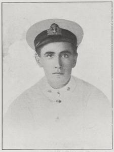 Midshipman Percy Arthur Wells Wait & Lieutenant Charles Frederick Wells Wait