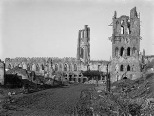 YPRES 1914 - 1918