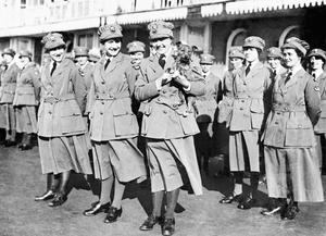 THE WOMEN'S ROYAL AIR FORCE DURING THE FIRST WORLD WAR