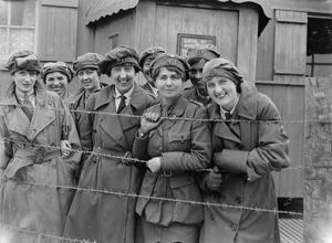 British Army, First Aid Nursing Yeomanry
