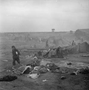THE LIBERATION OF BERGEN-BELSEN CONCENTRATION CAMP, APRIL 1945