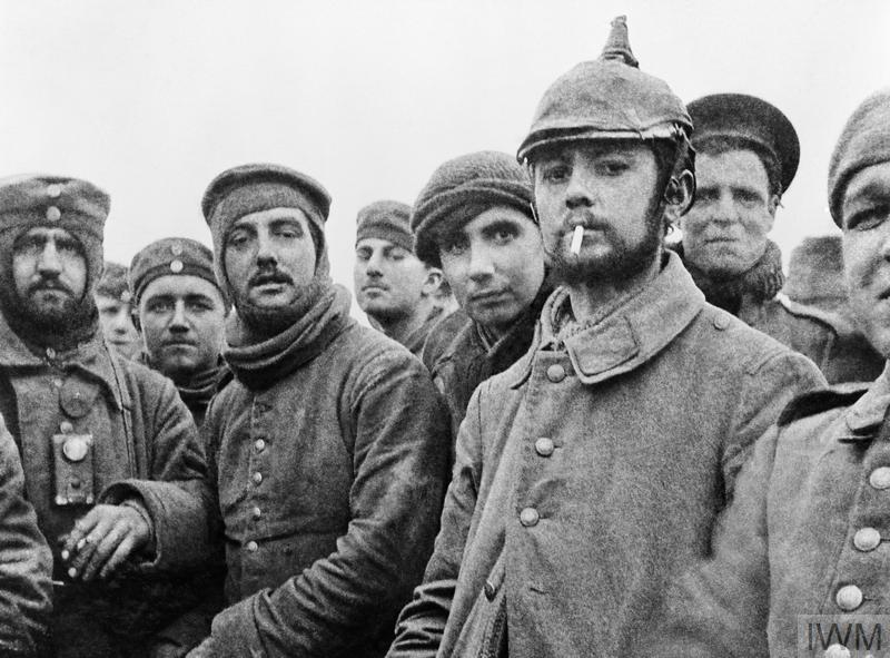 THE CHRISTMAS TRUCE, 1914