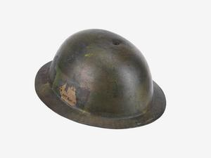 Steel Helmet, 1st Brodie pattern, original sample