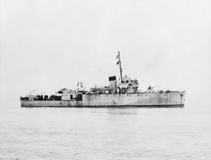 HMS FRASERBURGH