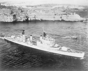 THE ROYAL NAVY IN THE POST WAR PERIOD