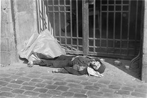 THE WARSAW GHETTO, OCTOBER 1940-MAY 1943