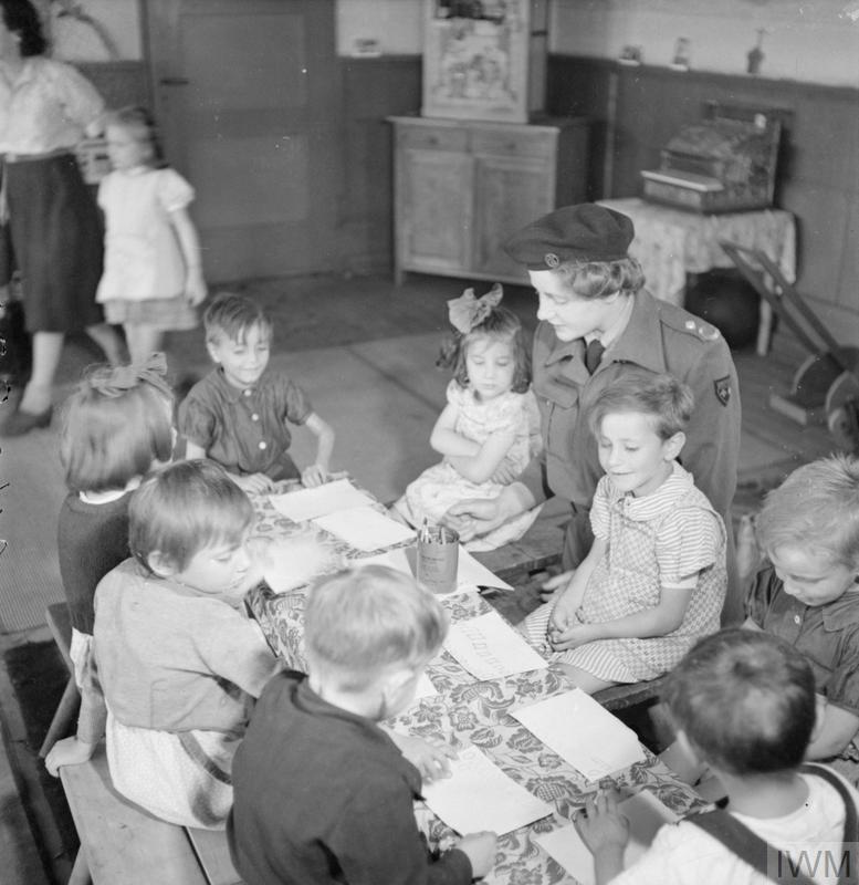 The Liberation Of Bergen Belsen Concentration Camp June