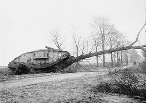 THE BATTLE OF CAMBRAI, NOVEMBER 1917