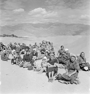 EVACUATION OF POLISH CIVILIANS FROM THE SOVIET UNION TO PERSIA, 1942