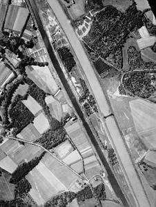 RAF EMPTY DORTMUND-EMS CANAL