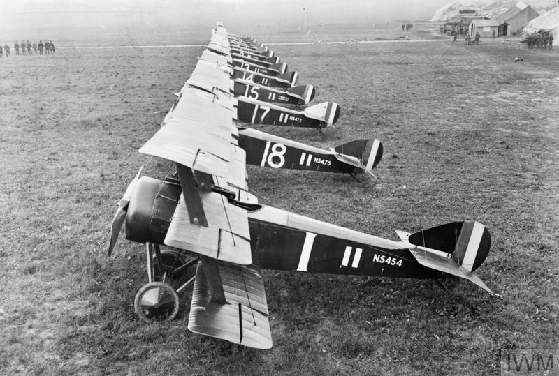 THE ROYAL NAVAL AIR SERVICE (RNAS) 1914-1918