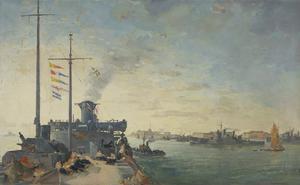 Dunkirk Paddleboat