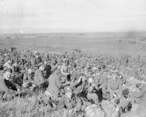 THE BRITISH ARMY IN THE SALONIKA CAMPAIGN 1915-1918