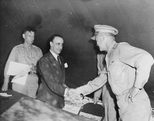 WAR OFFICE SECOND WORLD WAR OFFICIAL COLLECTION