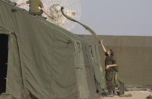 OPERATION TELIC:  BRITISH FORCES IN IRAQ, 2003